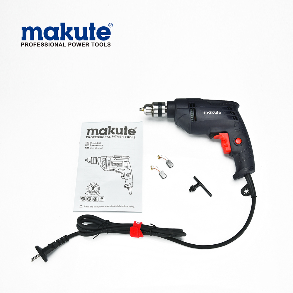 Makute Electric Power Drill Hand Mini Drilling Tools with 450W