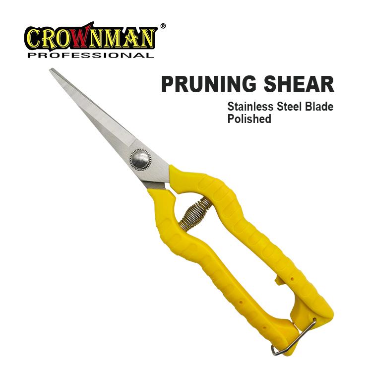 Crownman Pruning Shear Straight Head