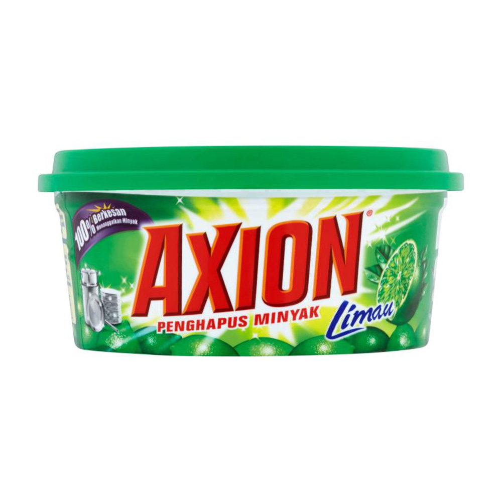 Axion Lime Dishwashing Paste 350g