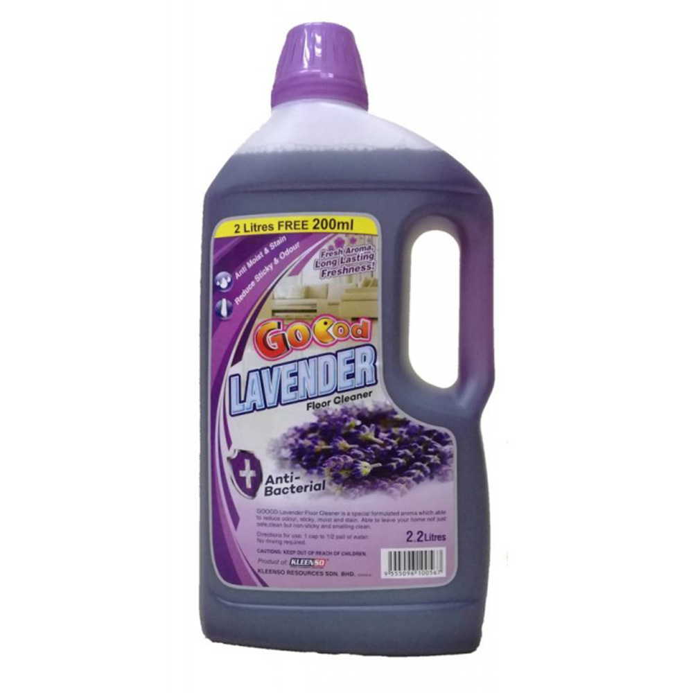 Goood Lavender Floor Cleaner 2.2 litre