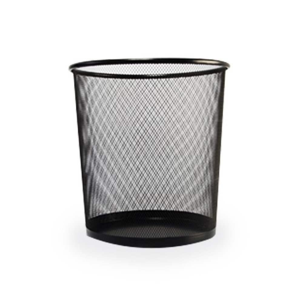 Mesh Wire Wastebasket