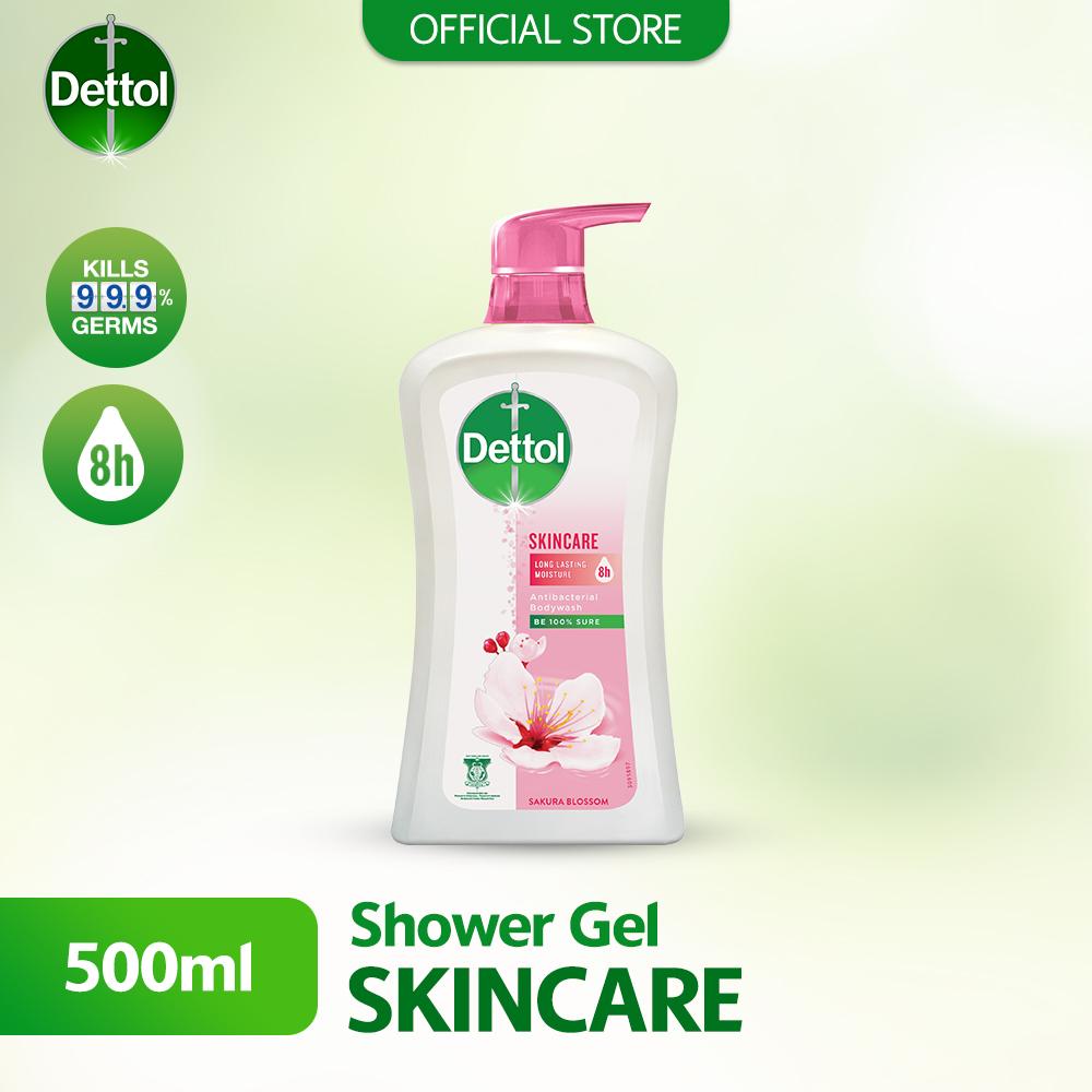 Dettol Shower Gel Skincare 500ml