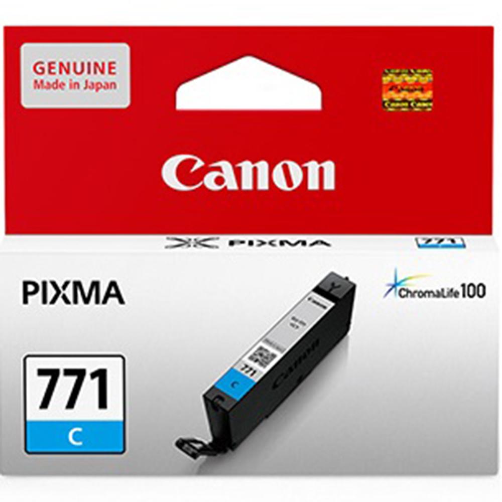 Canon CLI-771 Cyan Dye Ink Tank (6.5ml)