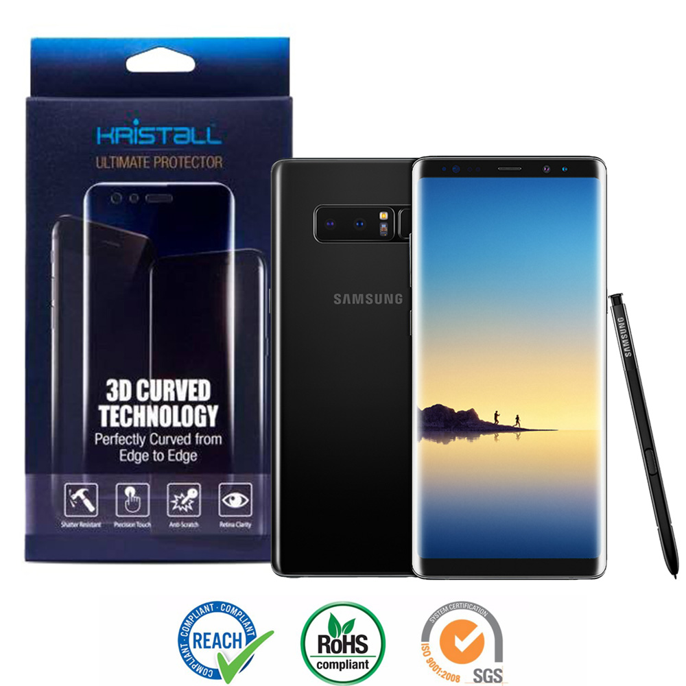 Kristall Ultimate Protector Film Samsung Galaxy Note 8