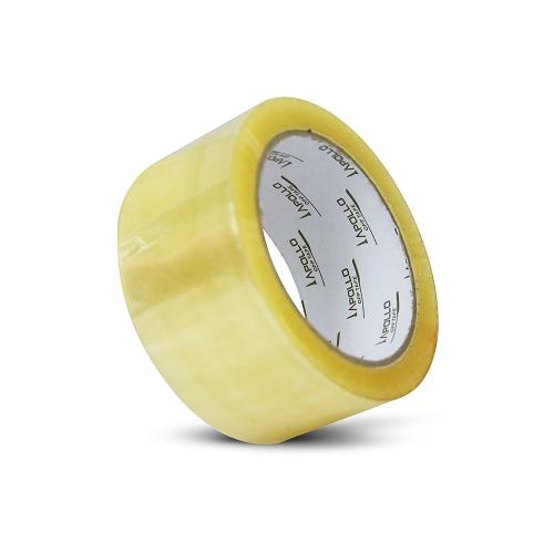 APOLLO Transparent OPP Tape- (40micron) 48mm x 90yards