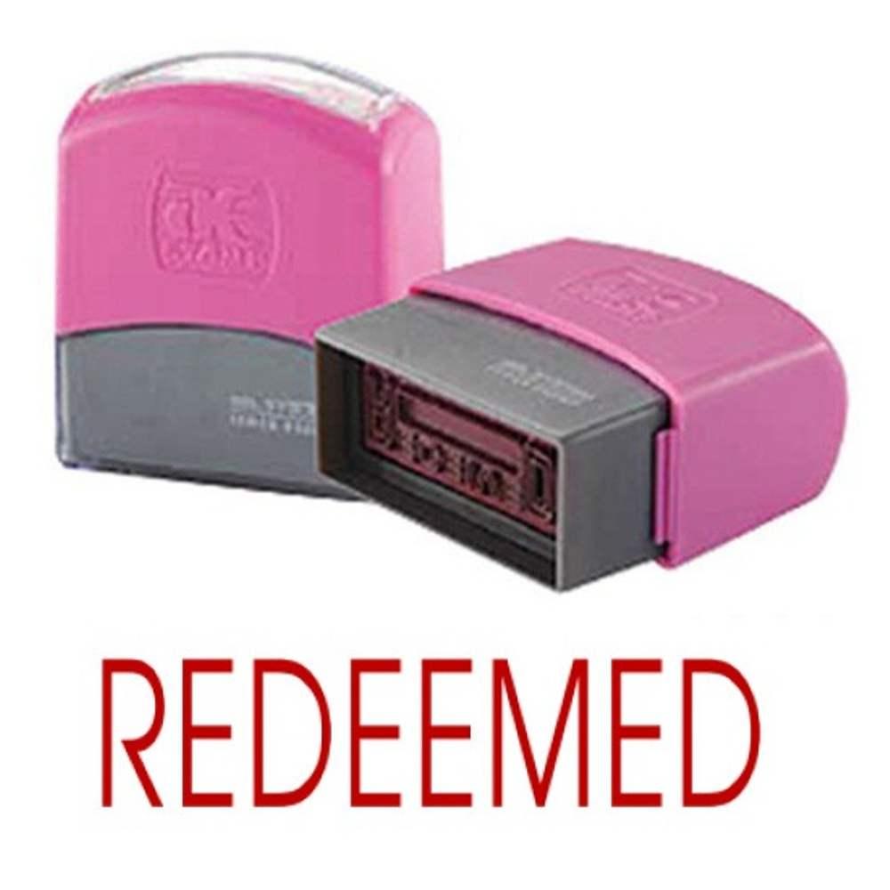 AE Flash Stamp -Redeemed