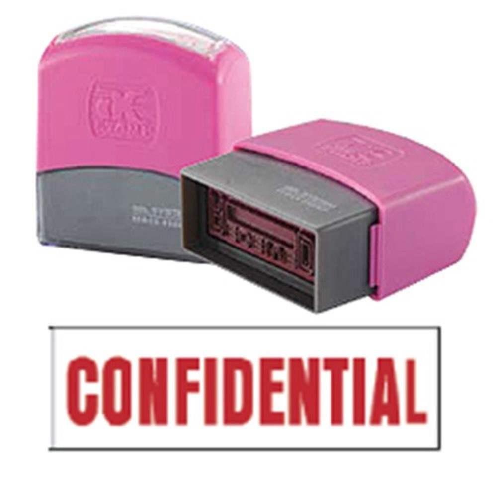 AE Flash Stamp - Confidential
