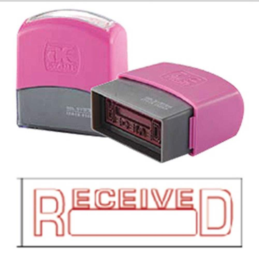 AE Flash Stamp - Received