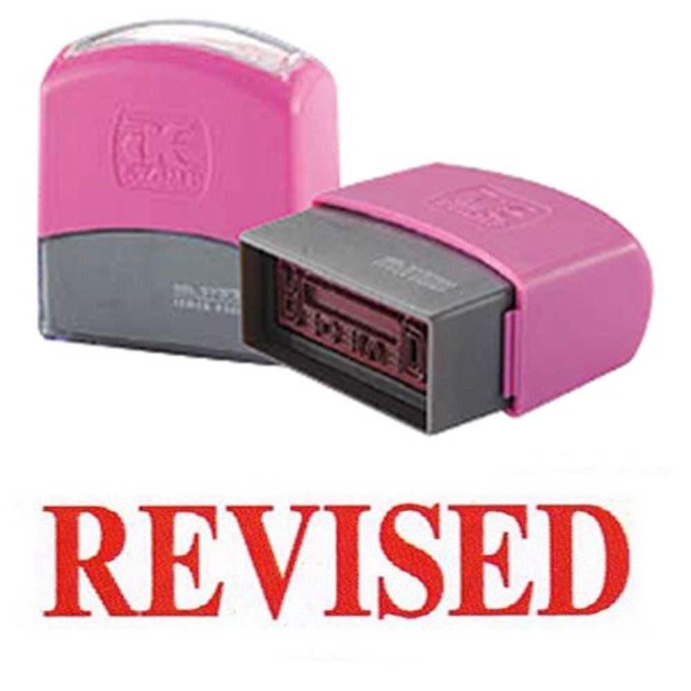 AE Flash Stamp - Revised