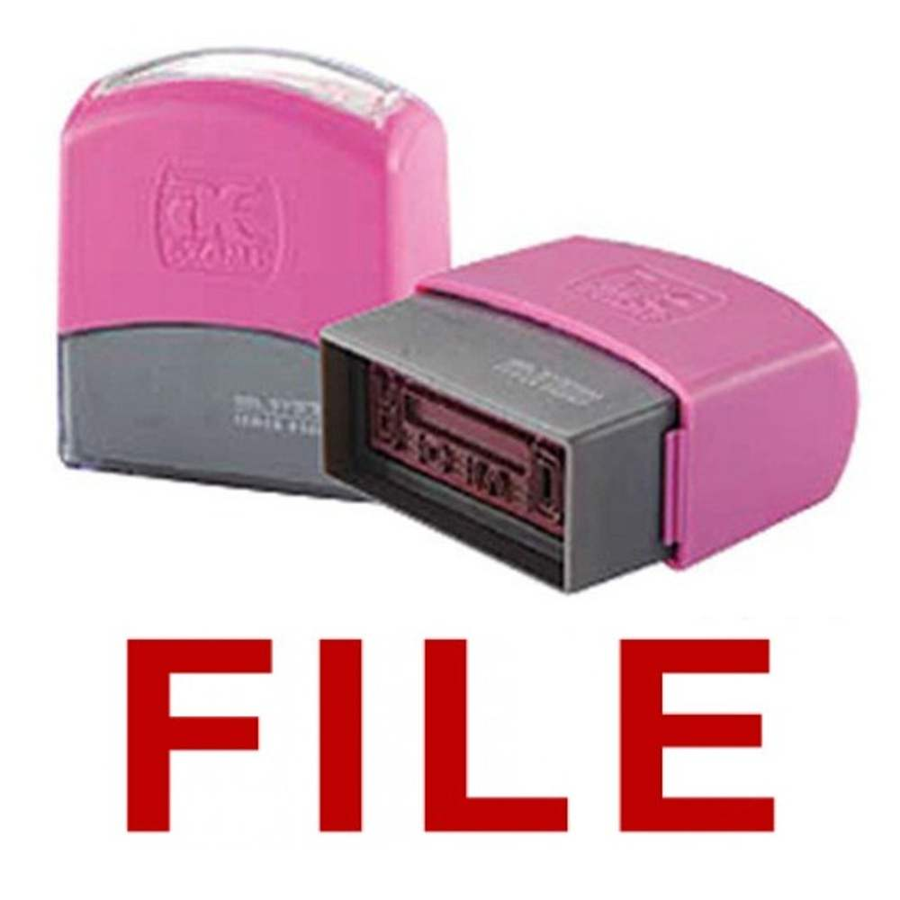 AE Flash Stamp - File