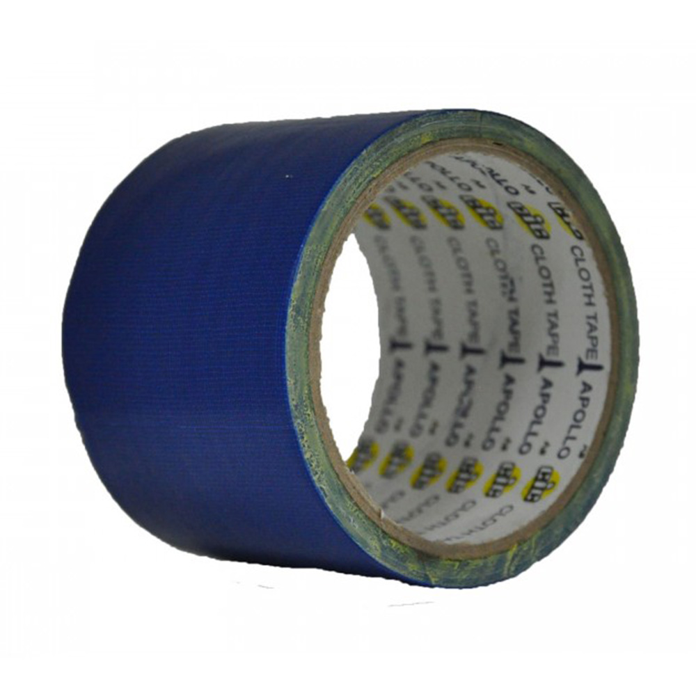 Apollo Premium Cloth Tape 24mm x 6yards Blue
