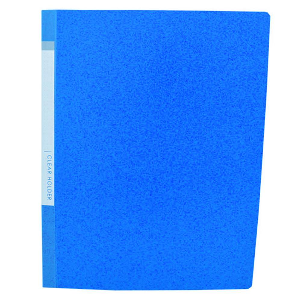 CBE 79040 A3 Size Clear Holder (40Pockets) - Blue (Item No: B10-190BL)  A1R5B28