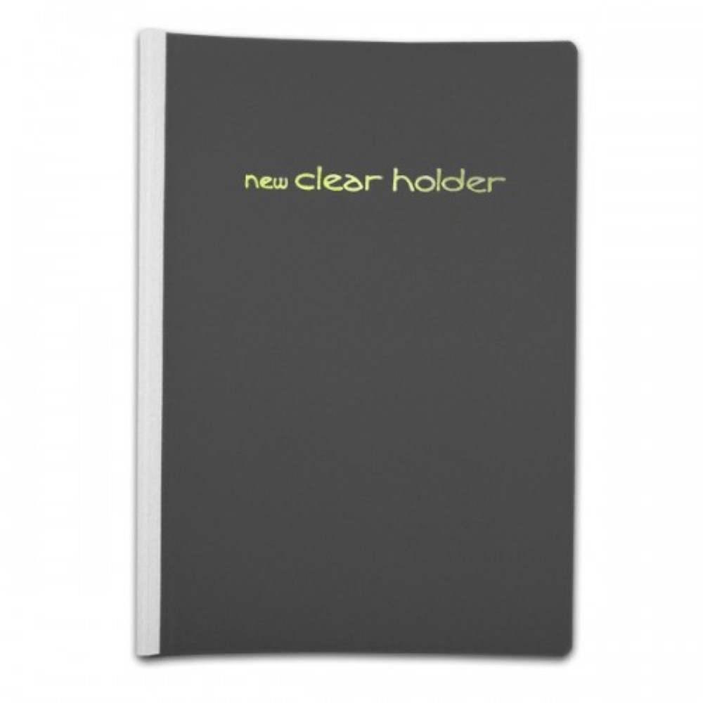 CBE E359F Clear Holder F/C Size - Black (Item No: B10-14 BK) A1R5B9