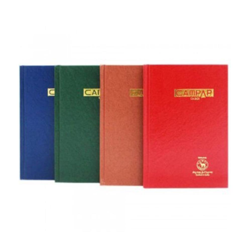 Campap F5 Hard Cover Quarto Book