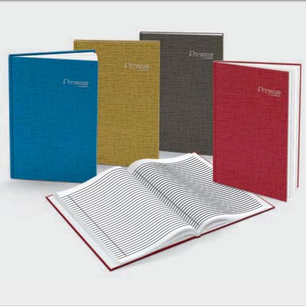 Campap F4 Hard Cover Book