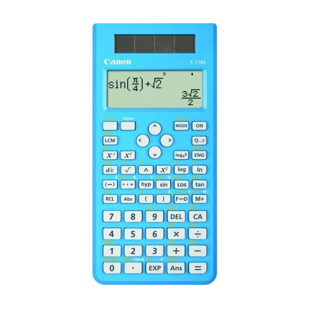 Canon F-718S Scientific Calculator