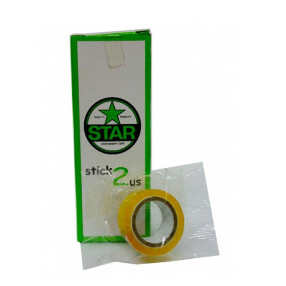 Stationery Tape 18mmX12yrds