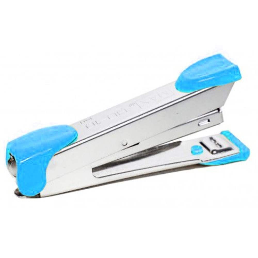 MAX HD-10 Tokyo Design  Manual Stapler - Sky Blue (Item No: B07-12 HD10S.BL)
