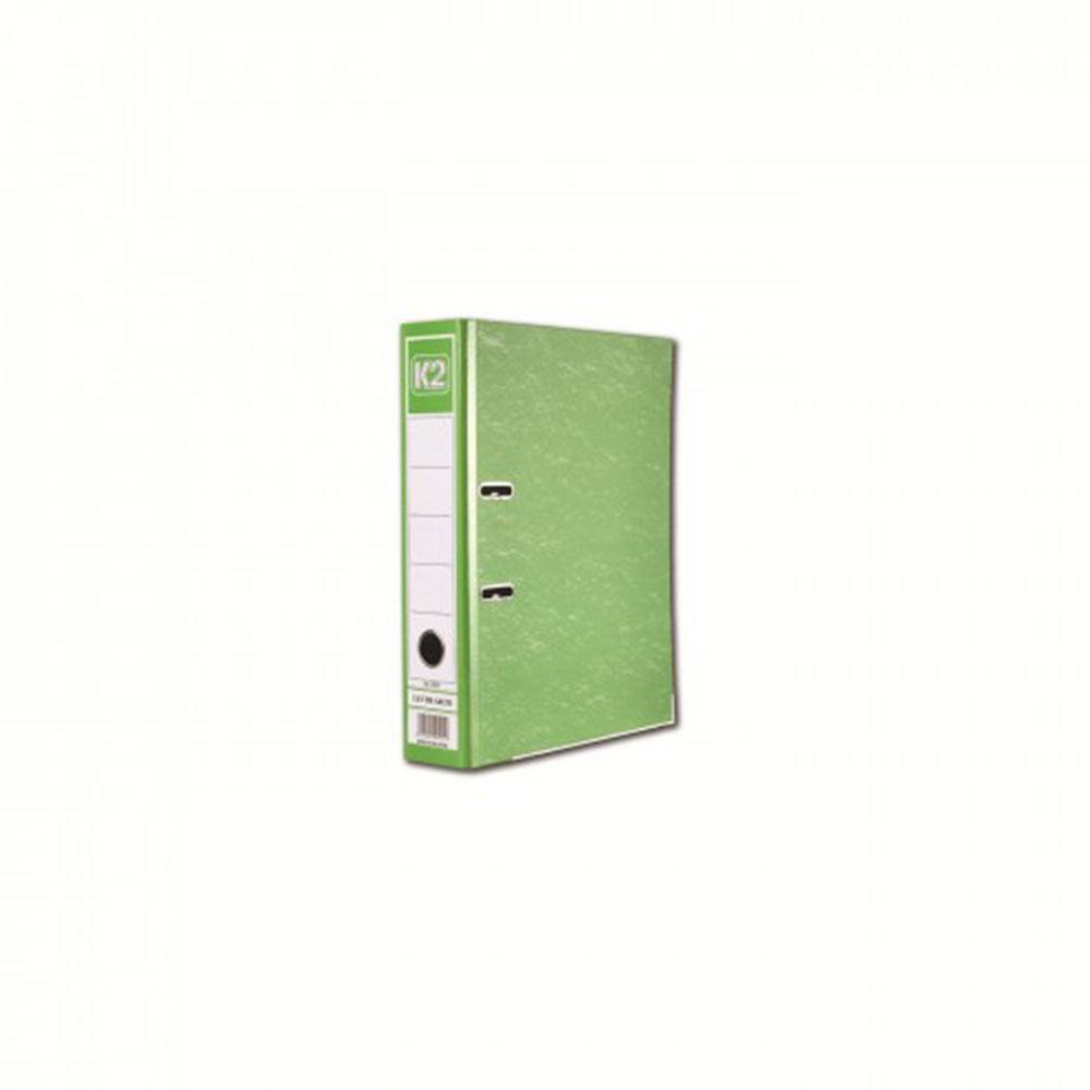 "K2 8997 Fancy Hard Cover 3"" Arch File"