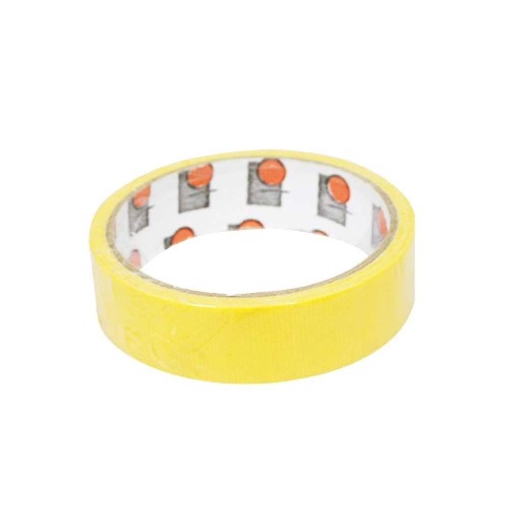 Binding Tape or Cloth Tape - 24mm Yellow
