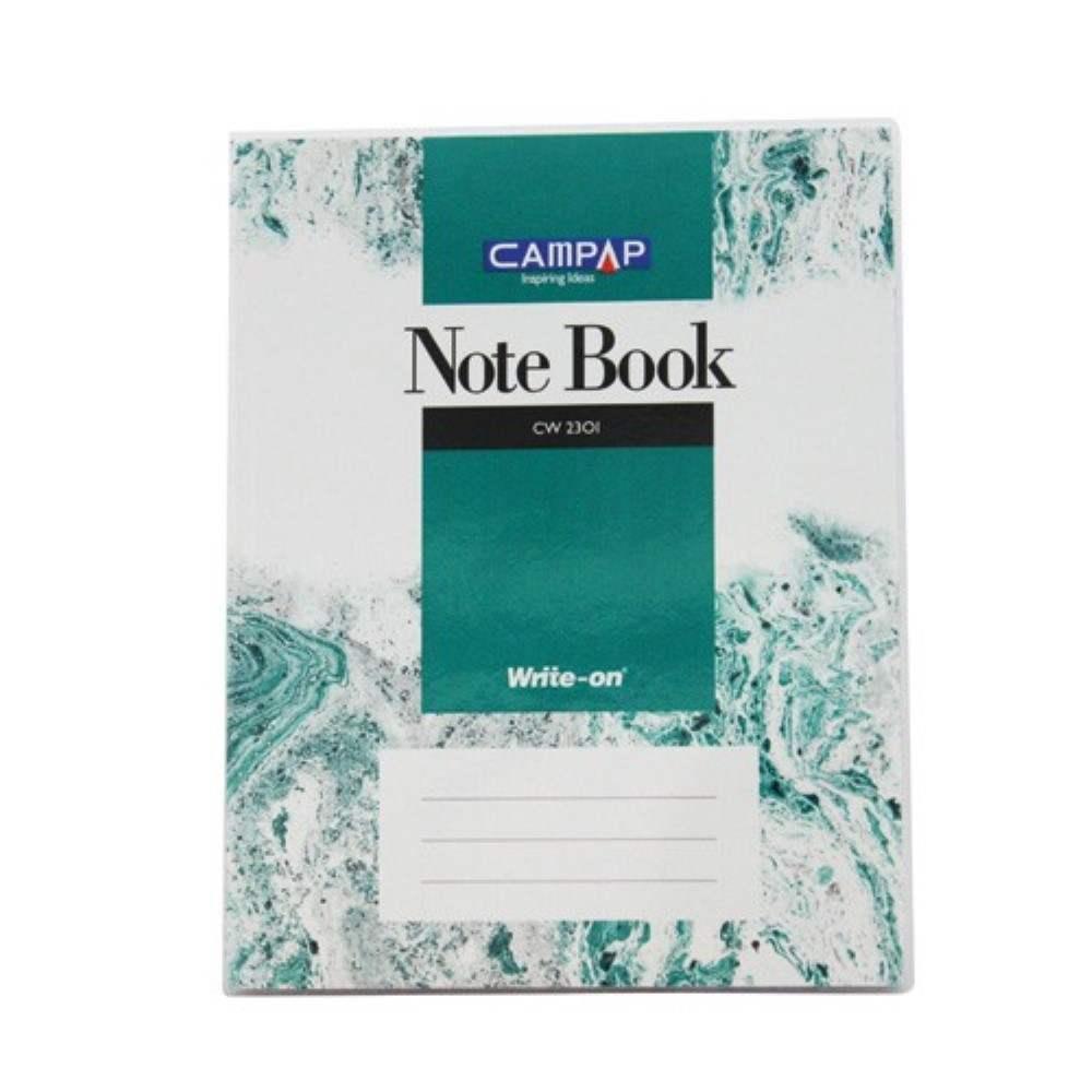 Campap F5 Pvc Cover Note Book
