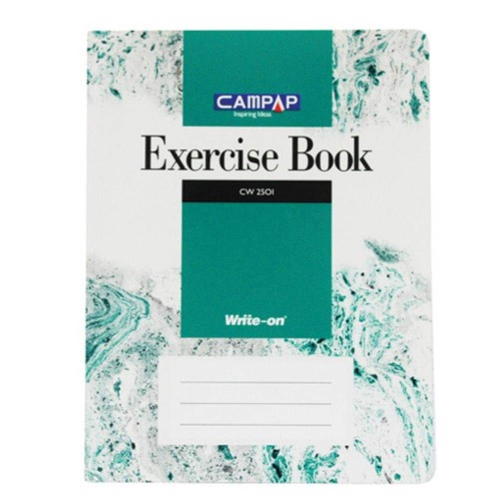 Campap Write-On Exercise Book