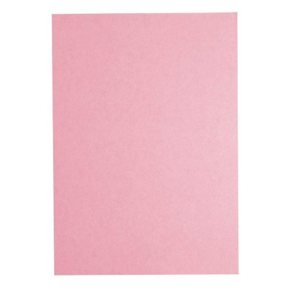 Light Colour Paper CS140 A4 80GSM - Rose