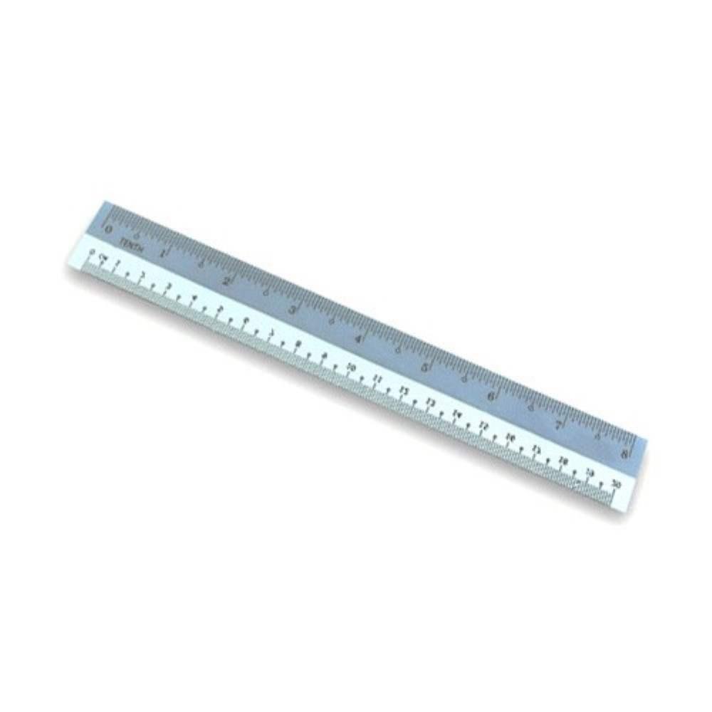 Plastic Straight Ruler (1pcs)