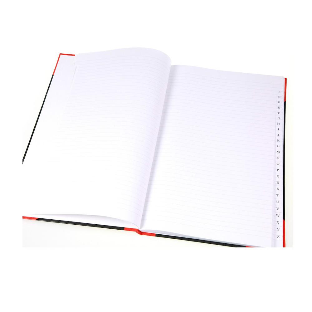 F5 Hard Cover Numbering Quarto Book