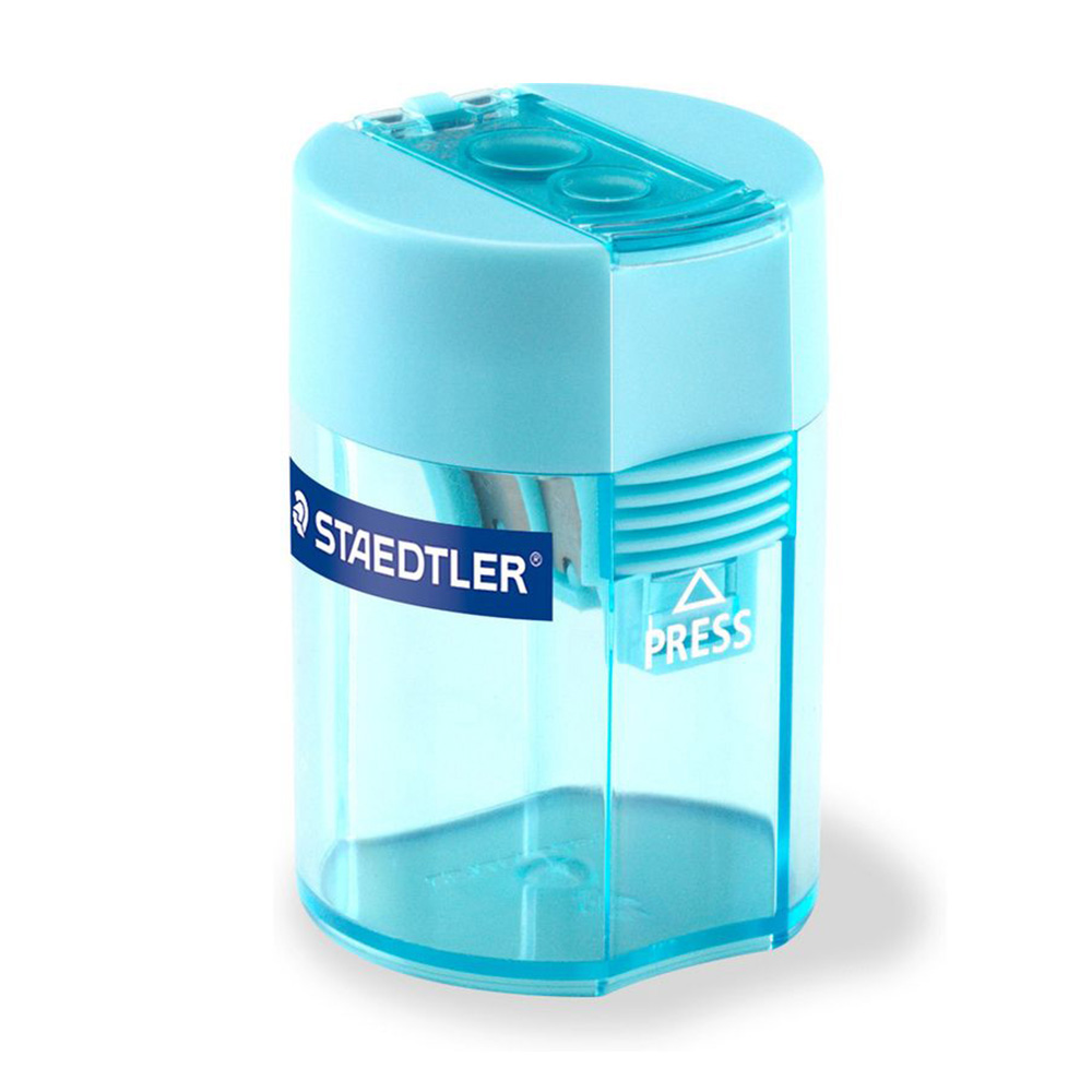 Staedtler Double Hole Sharpener (51200637)
