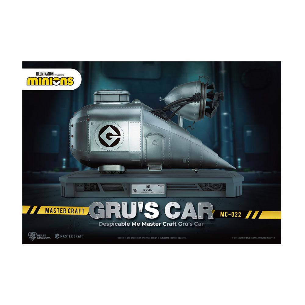 Despicable Me : Master Craft Gru's Car (MC-022)