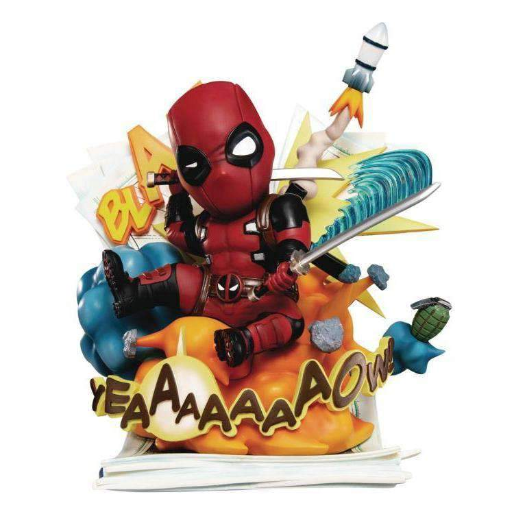Marvel Egg Attack - Deadpool Cut Off The Fourth Wall (EA-039)