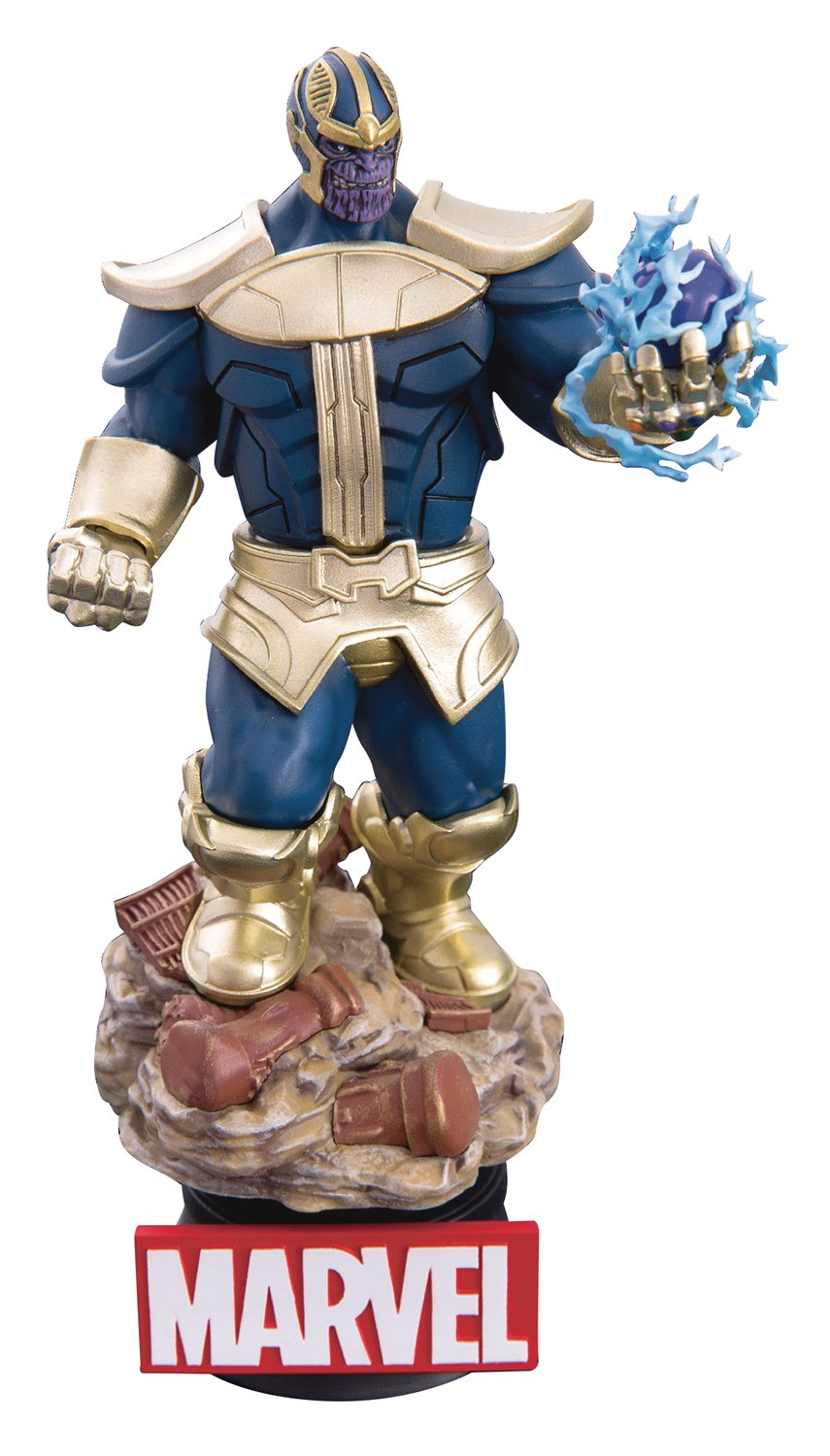 Marvel Avengers: Diorama Stage - Thanos (DS-014)