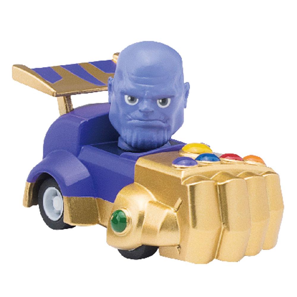 Marvel Avengers: Infinity War Pull Back Car Series - Thanos