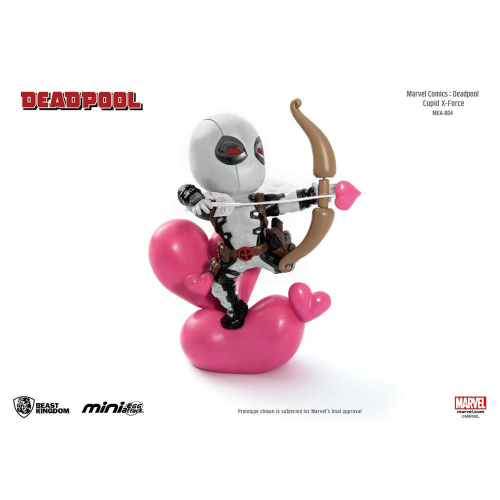 Marvel Comics: Mini Egg Attack - Deadpool Cupid X-Force (MEA-004)