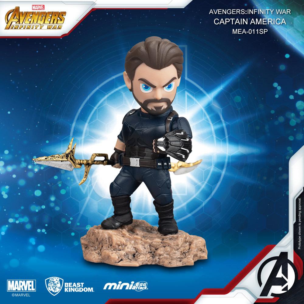 MEA-011SP Avengers: Infinity War Captain America