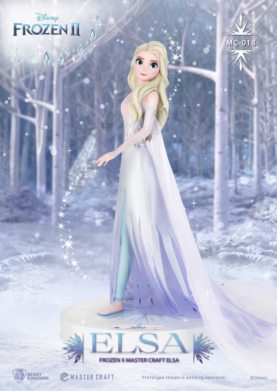 Disney Master Craft : Frozen II - Elsa (MC-018)