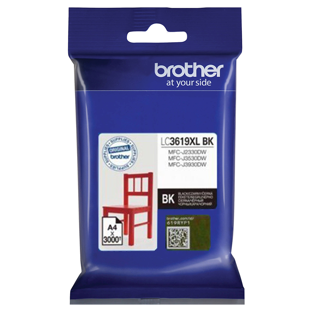 Brother LC-3619XL Ink Cartridge