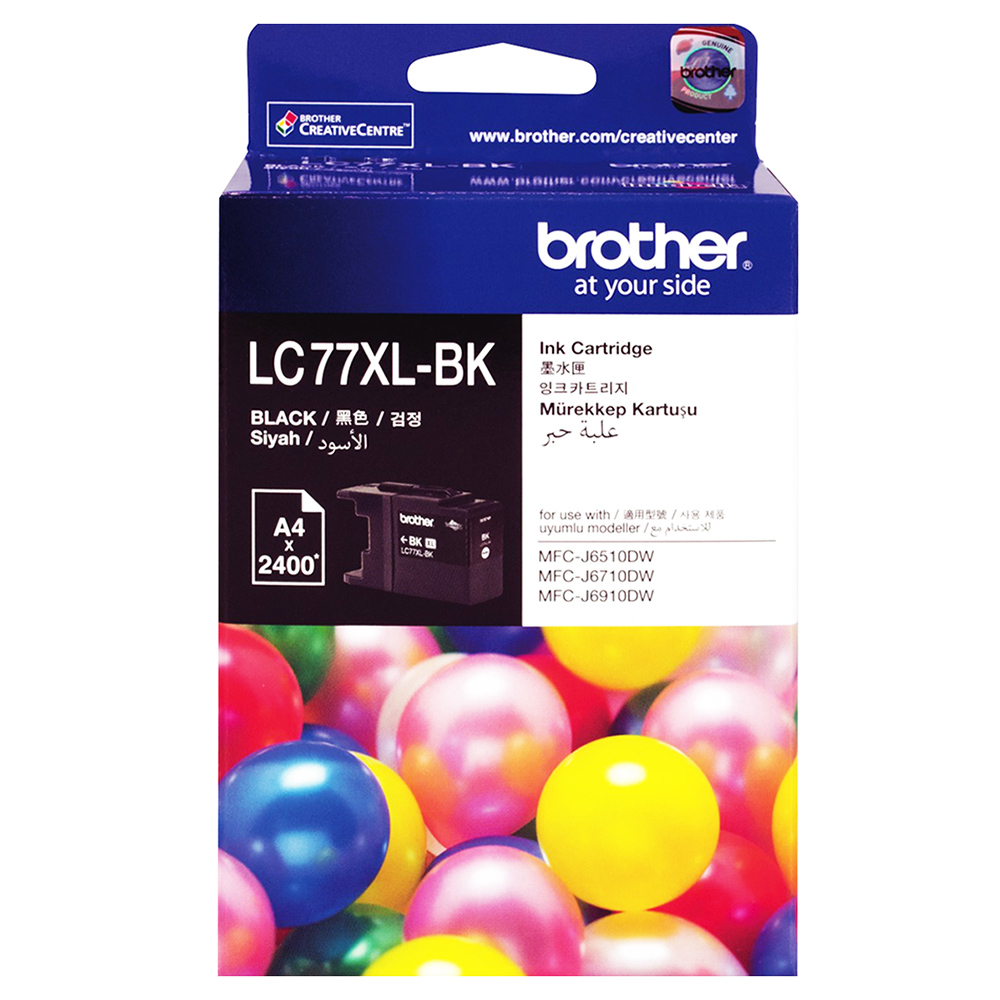 Brother LC-77XL Ink Cartridge